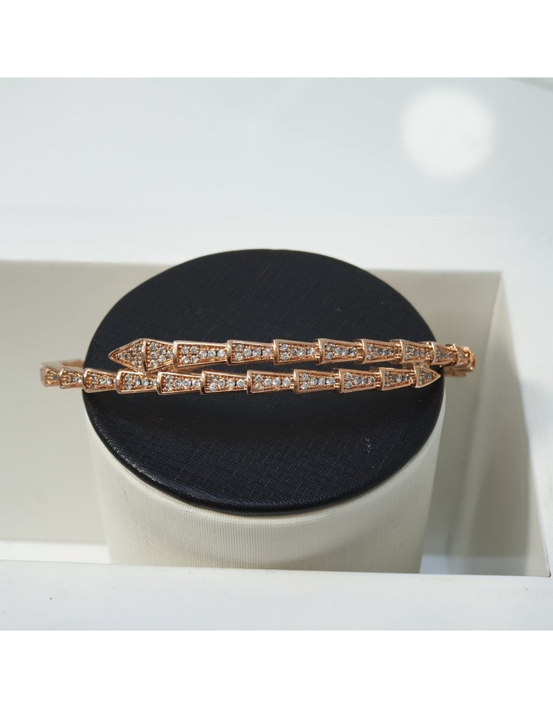C79 - Rose Gold Bangle