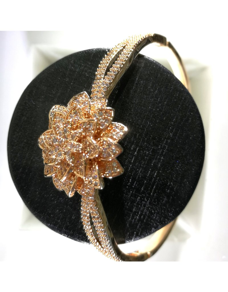 C123 - Rose Gold Bangle