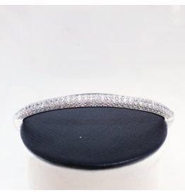 C151 - Silver Bangle
