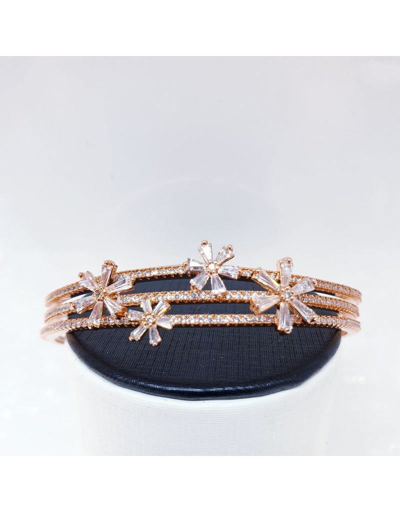 C156 - Rose Gold Bangle
