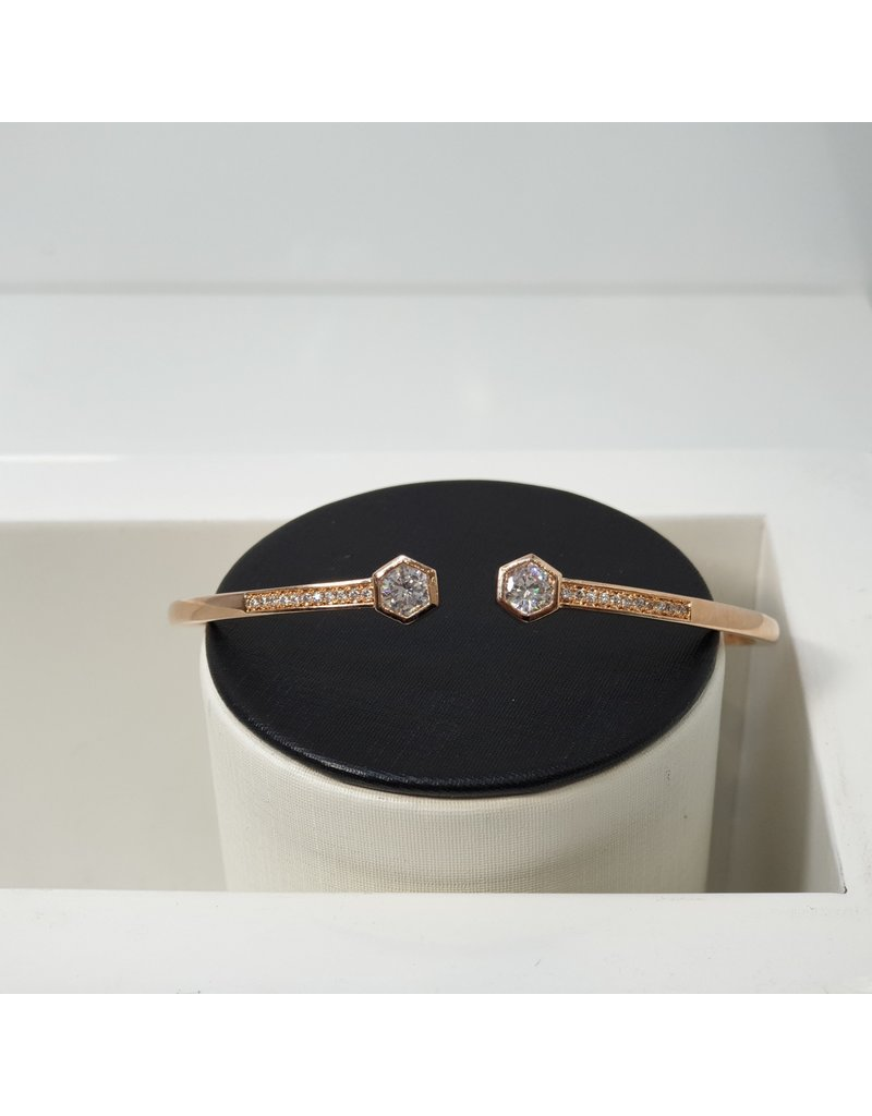 C205 - Rose Gold Bangle