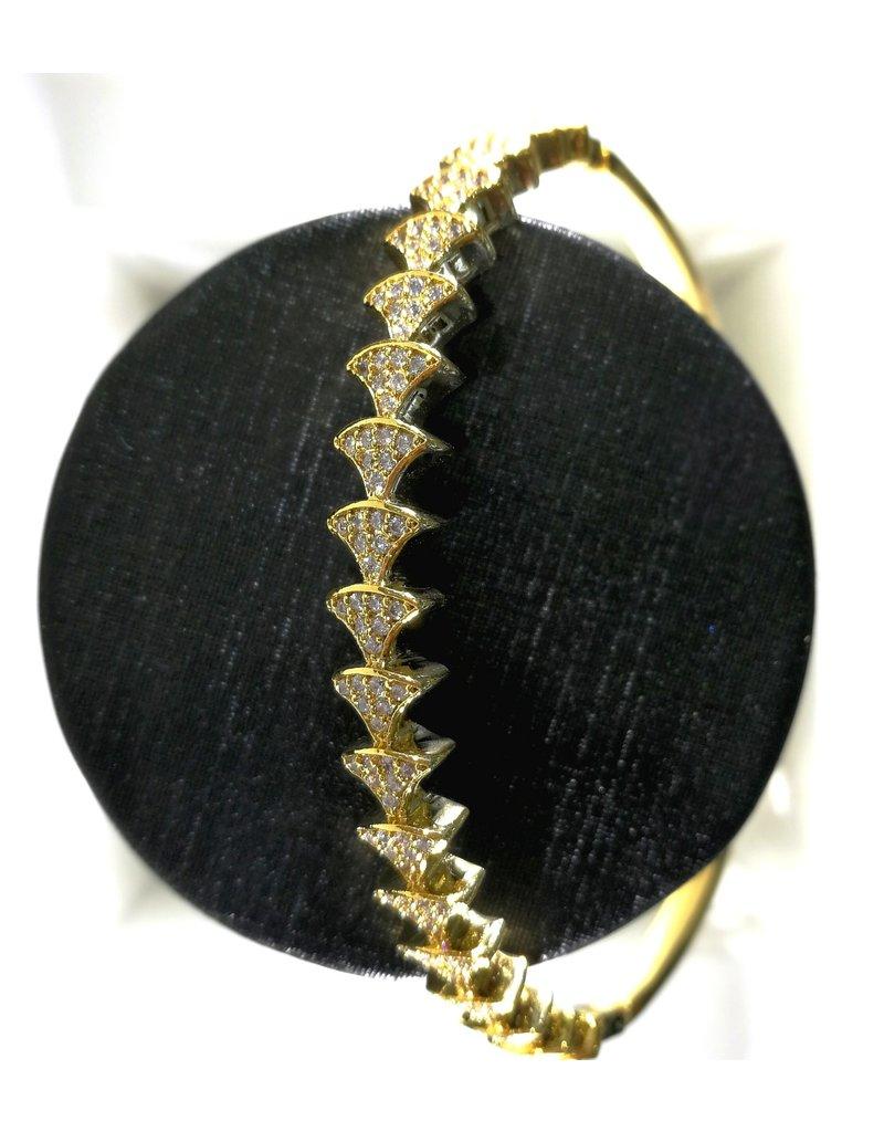 C230 - Gold Bangle