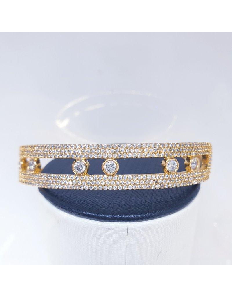 C331 - Gold Bangle