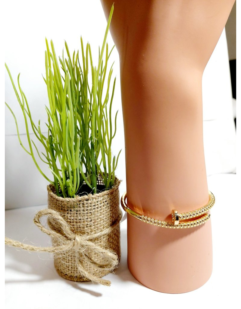 BGD0024 - Gold Bangle