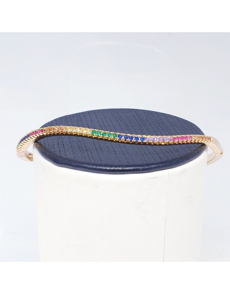BGD0006A - Gold Bangle