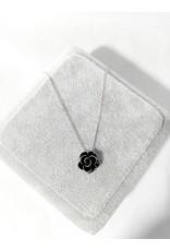SCA0005-Silver,Black Short Chain