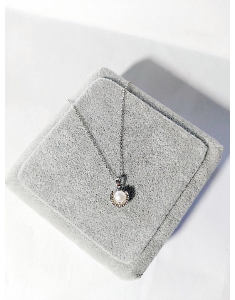 SCA0038-Silver Short Chain