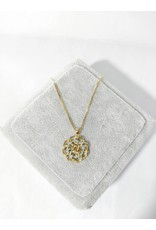 SCA0069-Gold Short Chain
