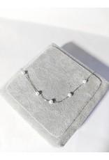 SCA0071-Silver Short Chain