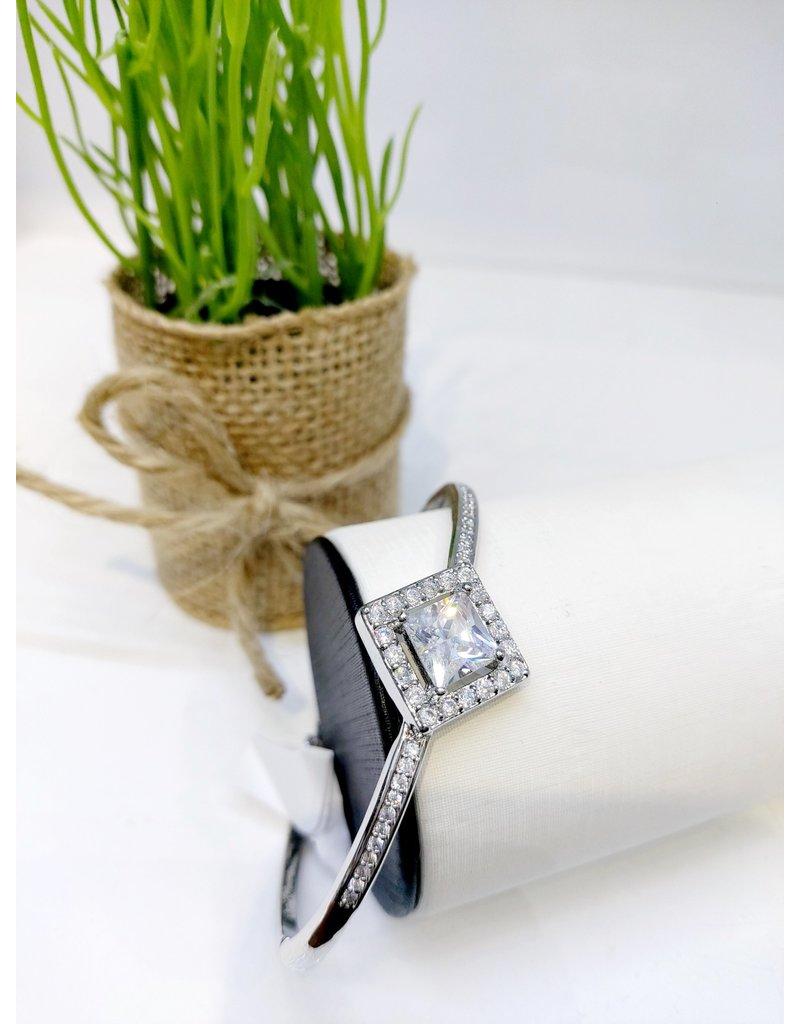 BBF0054-Silver Bangle