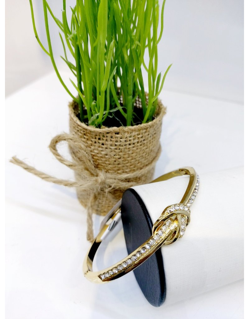 BBF0015-Gold Bangle
