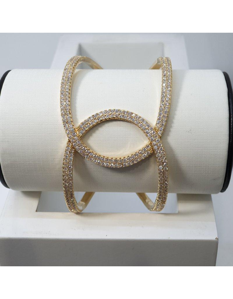 C176 - Gold Bangle