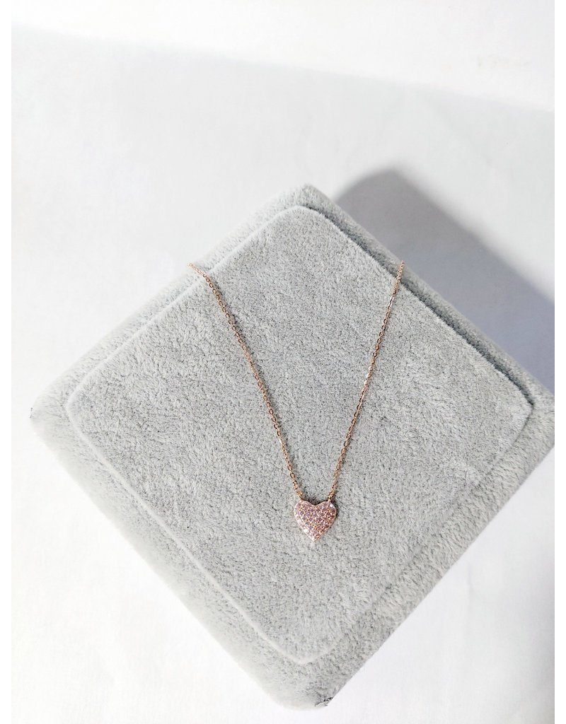 Scb0012 - Rose Gold  Short Chain