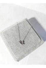 Scb0057 - Silver -  Short Chain