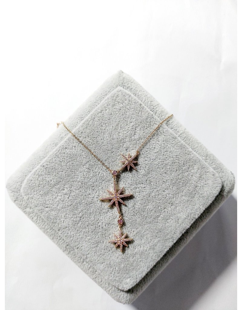 Scb0060 - Rose Gold  Short Chain