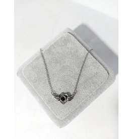 Scb0066 - Silver -  Short Chain