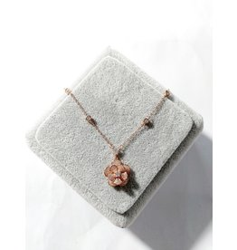 Scb0069 - Rose Gold -  Short Chain