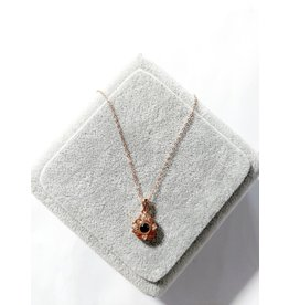 Scb0073 - Rose Gold -  Short Chain