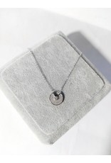 Scb0081 - Silver -  Short Chain