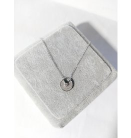 Scb0081 - Silver -  Short Chain