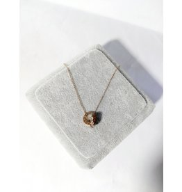 Scb0095 - Rose Gold -  Short Chain