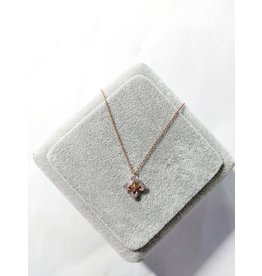 Scb0114 - Rose Gold -  Short Chain