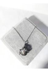 Scb0115 - Silver -  Short Chain
