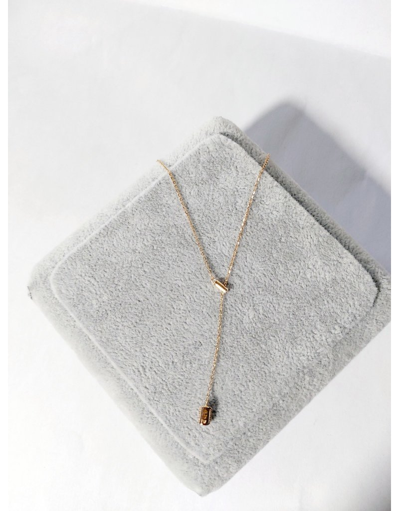 Scb0117 - Rose Gold  Short Chain