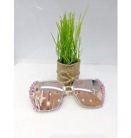 60252022 - Pink ,   Polarized Sunglasses
