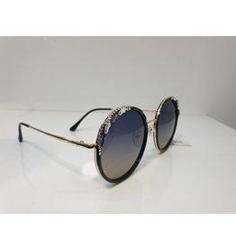 60252052 - Black , Gold   Polarized Sunglasses