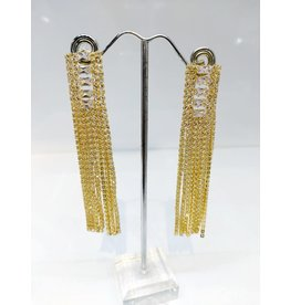 ERF0032 - GOLD  EARRINGS