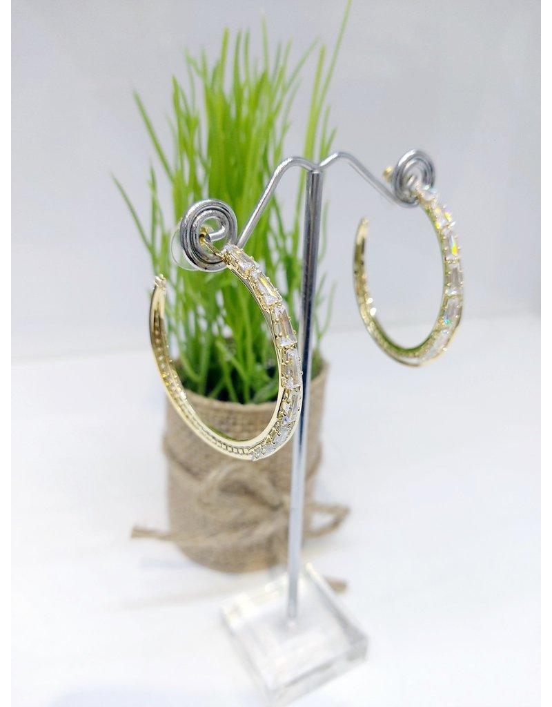 ERF0120 - Gold  Earring