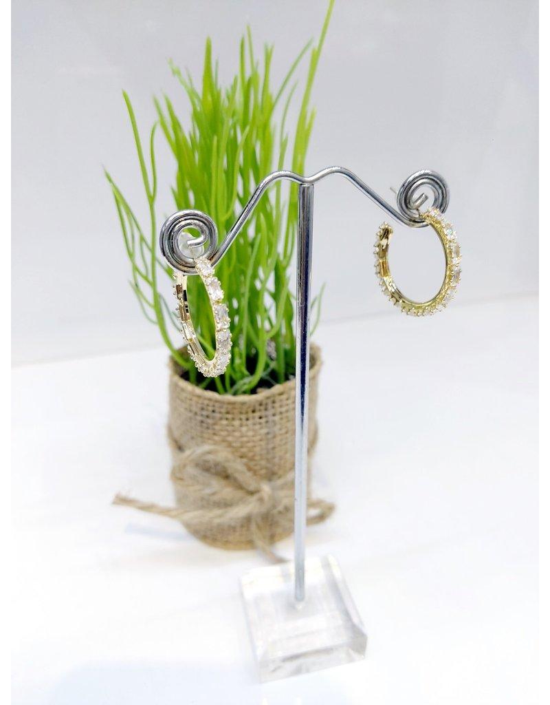 ERF0121 - Gold  Earring