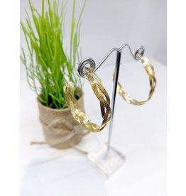 ERF0141 - Gold  Earring