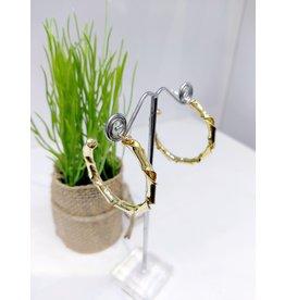 ERF0150 - Gold  Earring