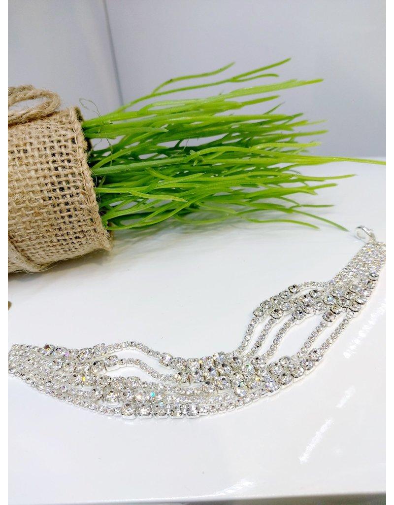 BCF0066 -  Silver  Bracelet