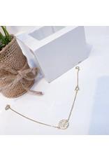 BCF0107 -  Gold  Bracelet