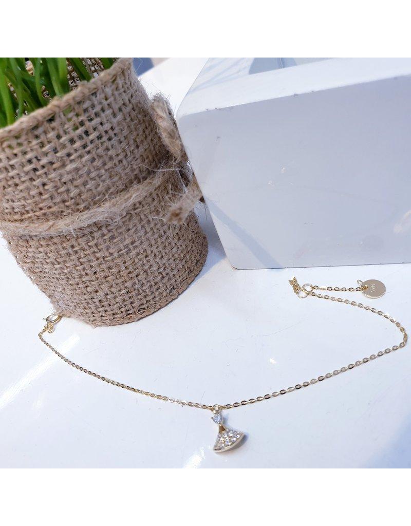 BCF0114 -  Gold  Bracelet