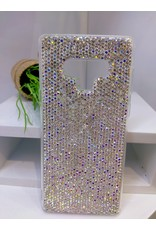 CLF0004 - Silver Samsung Note 9 Cover