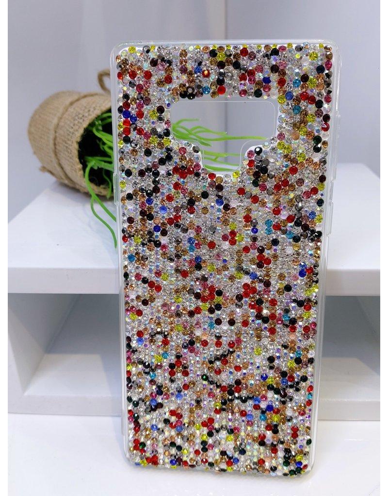 CLF0003 - Multicolour Samsung Note 9 Cover