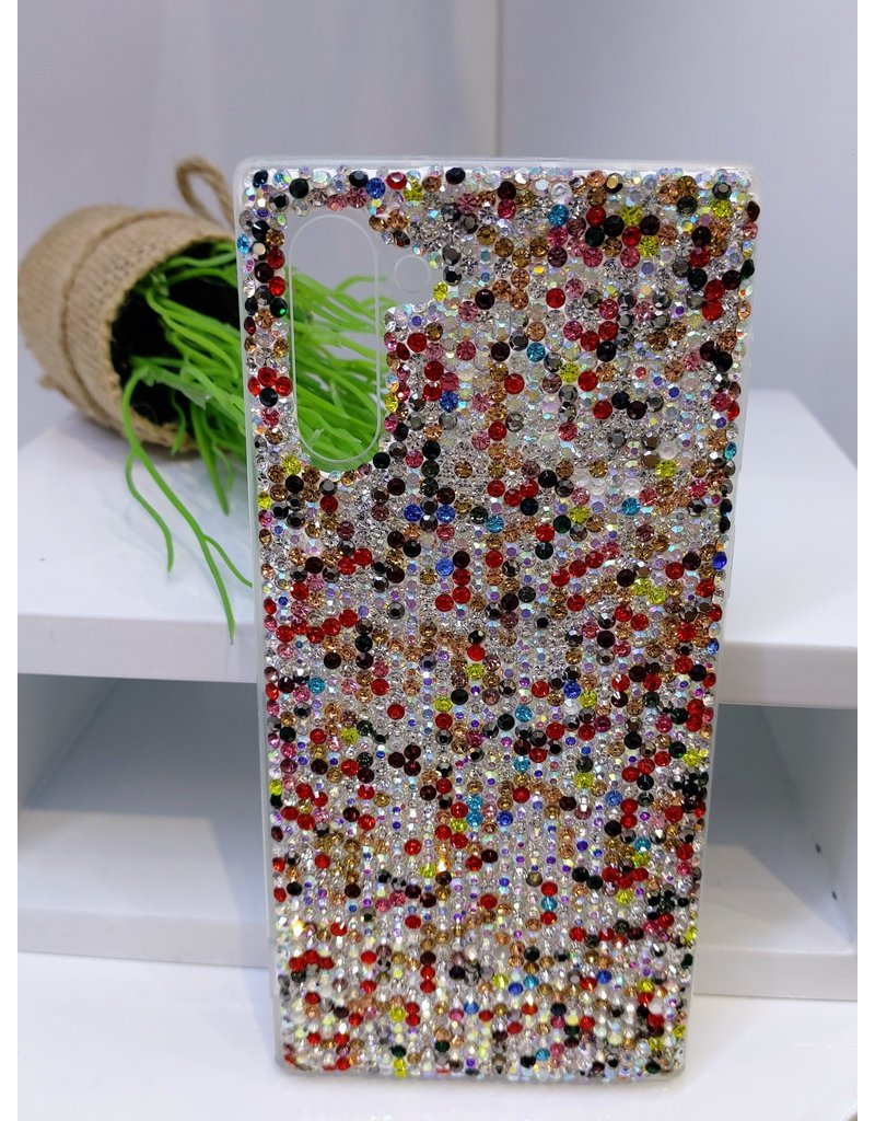 CLF0007 -Multicolour Samsung Note 10 Cover