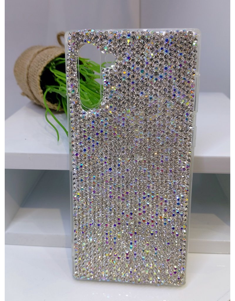 CLF0008 -Silver Samsung Note 10 Cover
