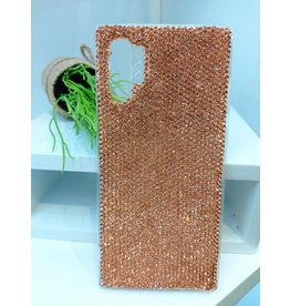 CLF0010 -Rose Gold Samsung Note 10 Plus Cover
