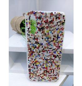 CLF0019 - Multicolour Samsung A50 Cover