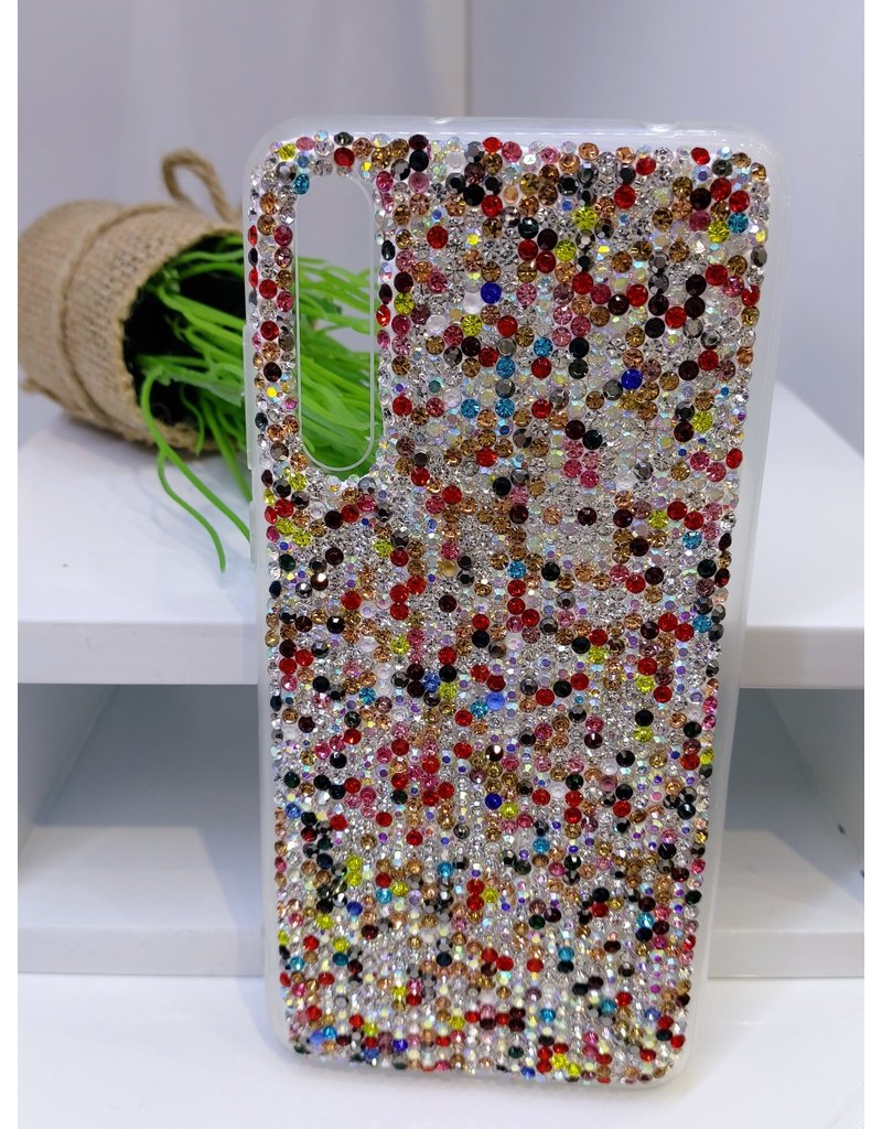CLF0039 - Multicolour Huawei P30 Cover