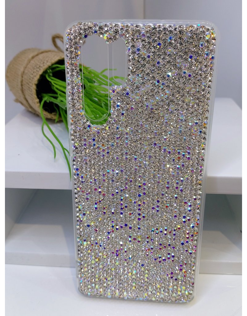 CLF0044 - Silver Huawei P30 Pro Cover