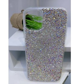 CLF0048- Silver Iphone 11  Cover