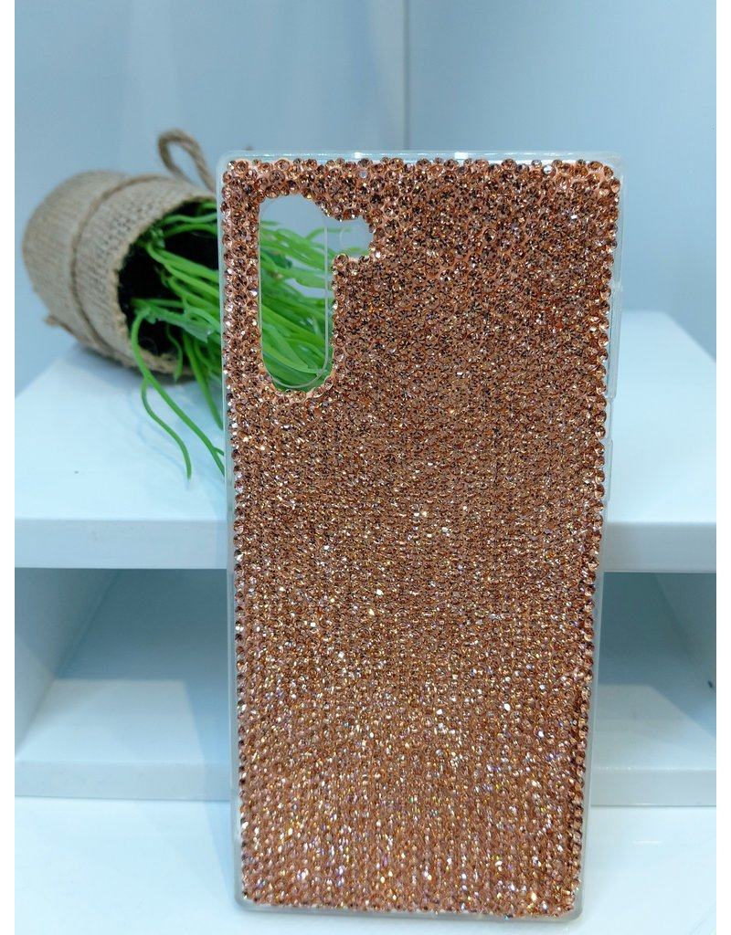CLF0006 - Rose Gold Samsung Note 10 Cover