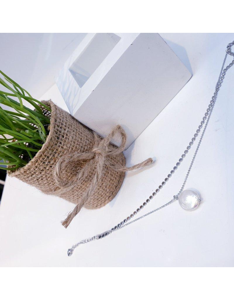 ANG0024 -  Silver  Bracelet