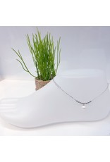 ANF0012 - Silver Anklet